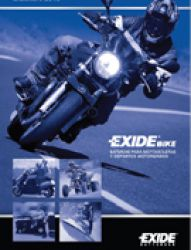 Exide BIKE Moto & Powersports